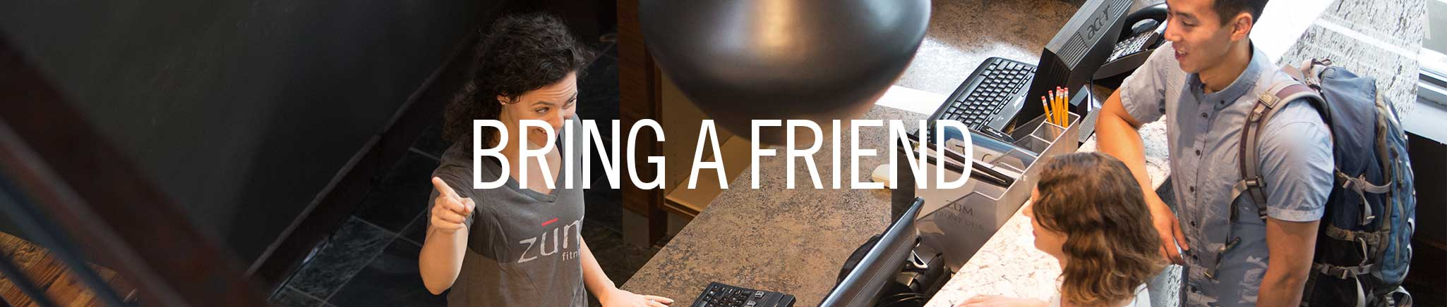 Bring A Friend to ZUM Fitness in the heart of downtown Seattle