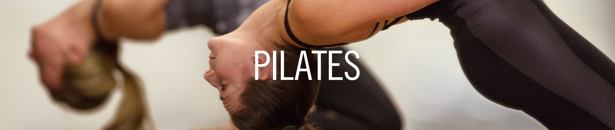 Pilates class at ZUM Fitness in the heart of downtown Seattle