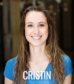 Cristin Nacht at ZUM Fitness in the heart of downtown Seattle