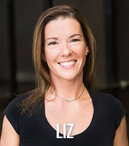 Liz Robinson runs the company philanthropy program at ZUM Fitness in downtown Seattle.