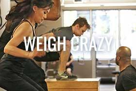 Weigh Crazy class