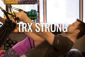 TRX Strong class