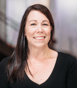Laurie Junkins is a trainer at ZUM Fitness in downtown Seattle.