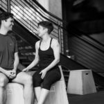 Amy Trevor cool-down member month February ZUM Fitness Seattle gym why community