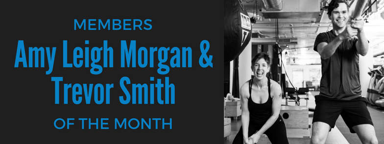 Member of Month Amy Trevor ZUM Fitness community Seattle workout why