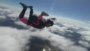 skydiving, zum, vini gupta, fitness, training, zum fitness