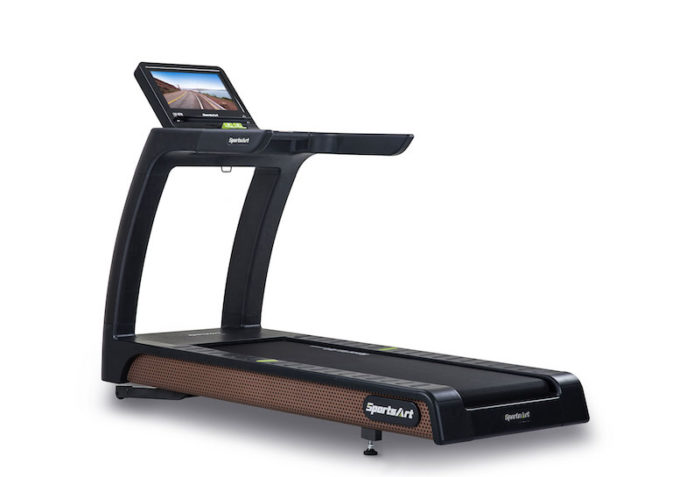 New treadmills at ZUM Fitness!