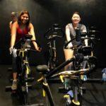 Spin class at ZUM Fitness