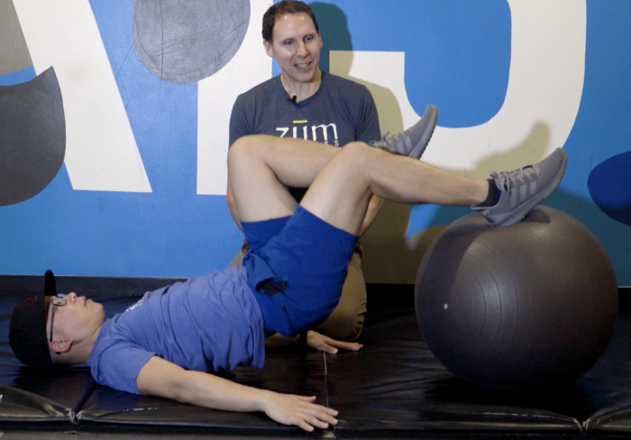 Strengthen your hamstrings to avoid injury and improve performance.