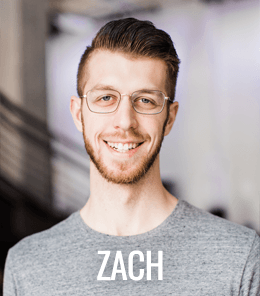 Zach Korte is a Personal Fitness Coach at ZUM Fitness