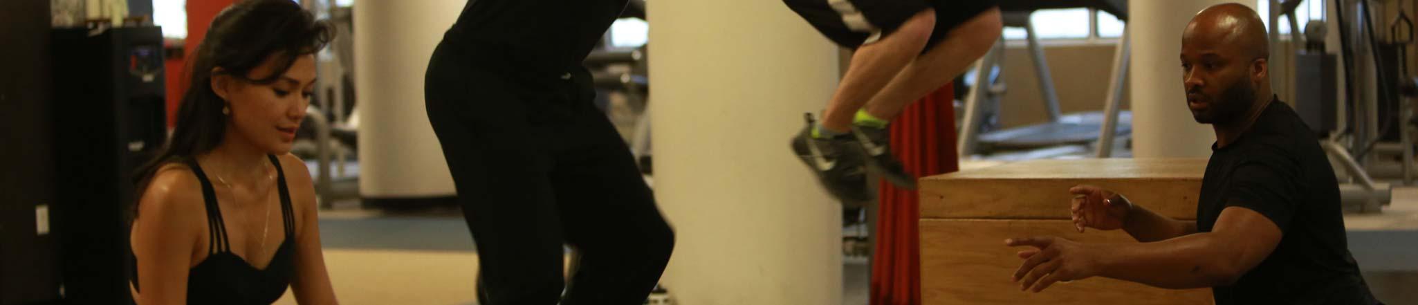 Tony Moses Fitness