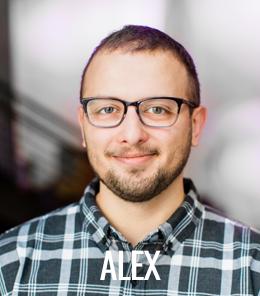 Alex Benson